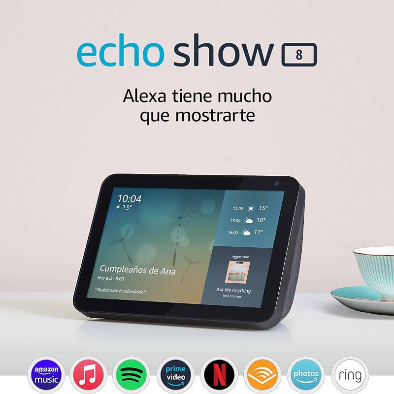 Alexa Echo Show 8