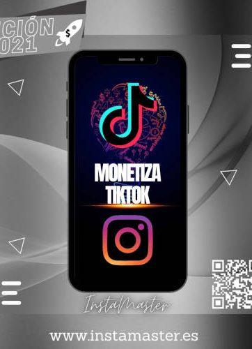 Mopnetiza instagram y TikTok